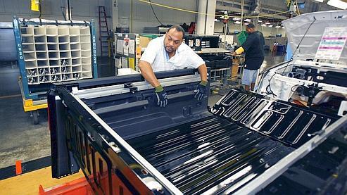 General Motors, au bord du dépôt de bilan