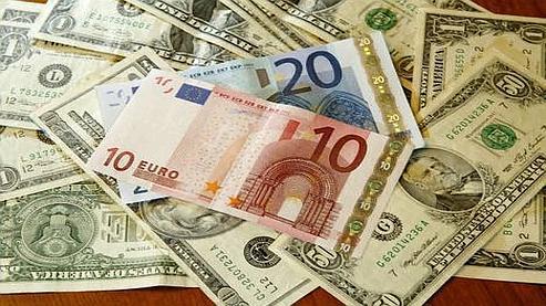 Qu'il est loin le temps de l'euro à 1,60 dollar
