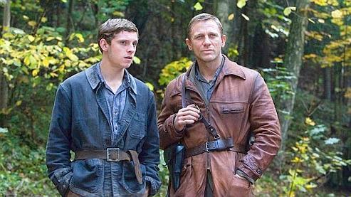 Daniel Craig en héros de la résistance juive