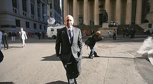 Goldman Sachs retrouve le sourire