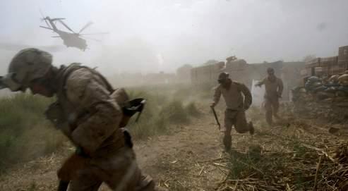 Le combat test d'Obama contre les talibans