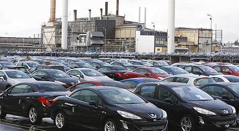 L'automobile affiche des pertes records