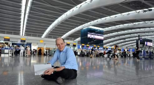 Heathrow transformé en résidence d'écrivain