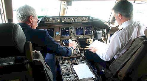 Air France: pilotes et direction au bord du divorce