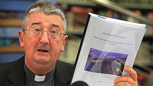 Le mea culpa de Dublin sur les prêtres pédophiles