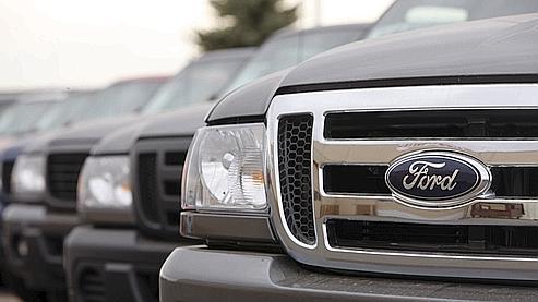 Ford : stabilité des ventes en novembre aux Etats-Unis