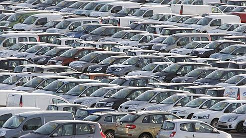 Le marché auto européen toujours en forte hausse