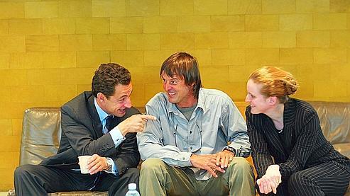 La trajectoire verte de Nicolas Sarkozy