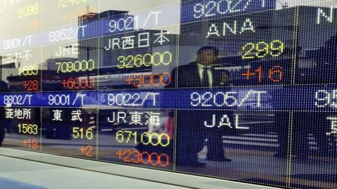 La Bourse de Tokyo au plus haut depuis plus de 15 mois