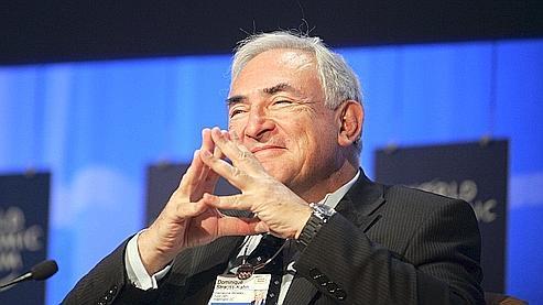 DSK, meilleur candidat PS pour 2012 selon les Francais