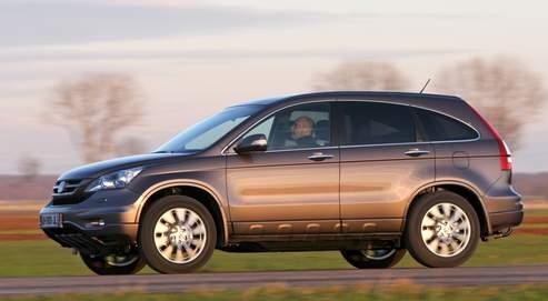 Honda CR-V: facile à vivre