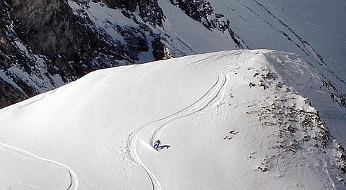 Ski hors-piste: la justice tire la sonnette d'alarme