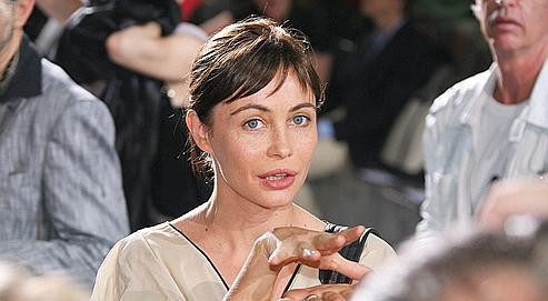 EmmanuelleBéart revientau théâtre