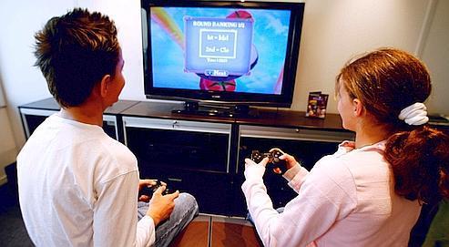 De plus en plus de jeunes accros aux jeux vidéo
