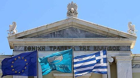 La Grèce réclame 20 milliards d'euros