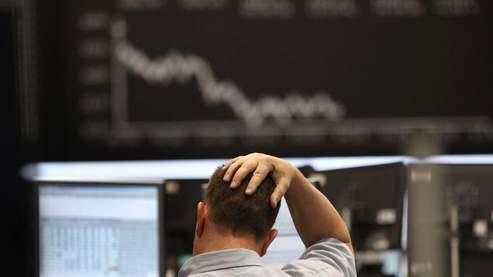 Nouvelle journée noire sur les Bourses européennes