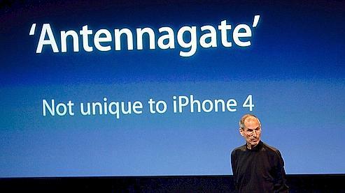 iPhone 4 : Apple déclenche la colère de ses concurrents