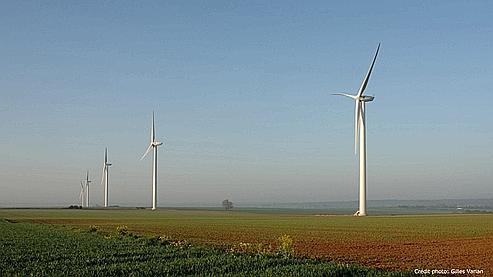 Theolia : la construction et la vente d'éoliennes s'envolent