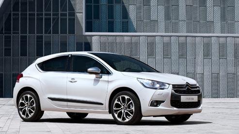 Citroën DS4, la naissance d'une gamme de luxe