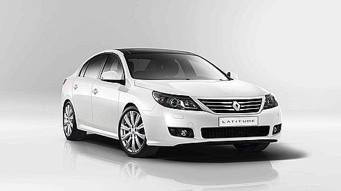 Renault va commercialiserune nouvelle berline de luxe