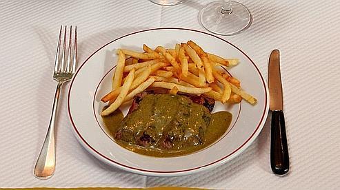 10 plats addictifs : L'entrecôte-frites duRelais de l'Entrecôte