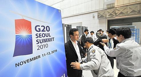 Le G20 met Pékin et Washington sous pression