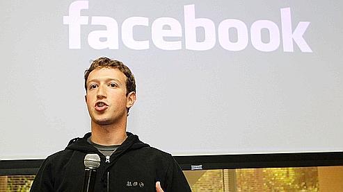 Ruée des investisseurs sur Facebook