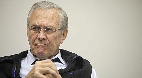 Donald Rumsfeld règle ses comptes dans ses Mémoires