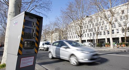 Sécurité routière: 1000 radars en plus d'ici à 2012