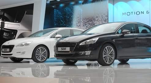 Peugeot affecté par les difficultés de Hitachi