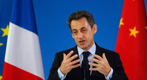 G20: Sarkozy courtise laChine