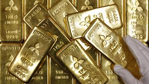 L'or accélère son envol et se rapproche des 1500 dollars
