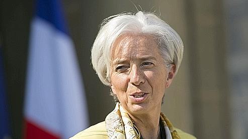 Lagarde donne des précisions sur la prime aux salariés