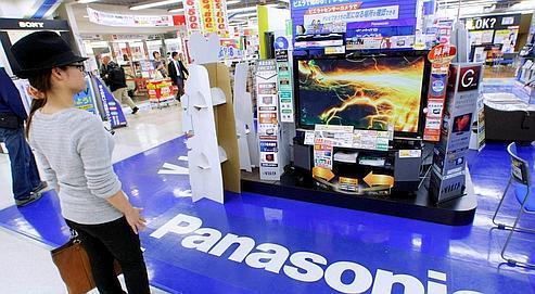 Panasonic supprime 17.000 emplois dans le monde