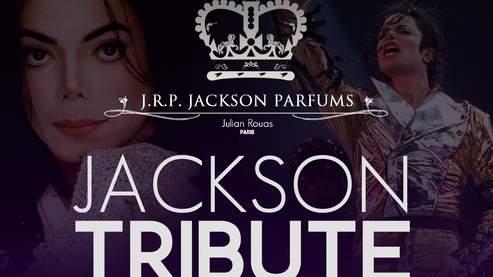 Un Français à l'origine du parfum de Michael Jackson