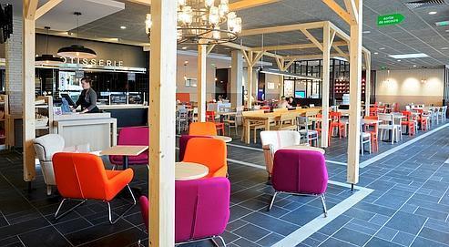 Casino relooke ses cafétérias pour relancer l'activité