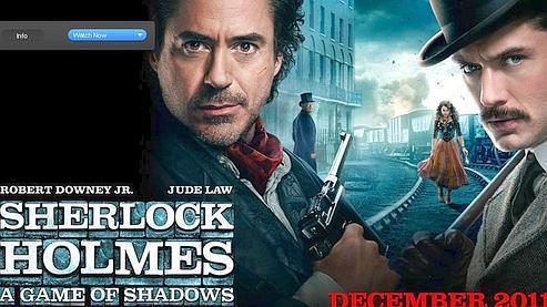 Découvrez la bande-annonce de Sherlock Holmes 2