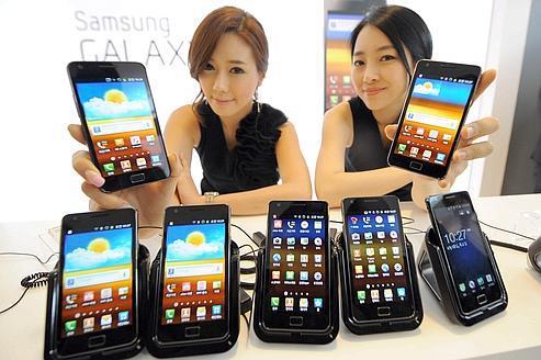 Samsung s'affirme en premier rival de l'iPhone