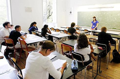 L'école française à la traîne parmi les pays développés