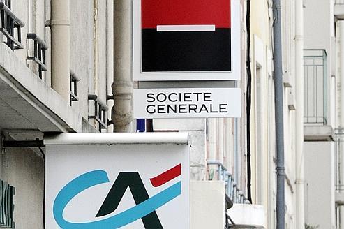 Les banques françaisessous étroite surveillance