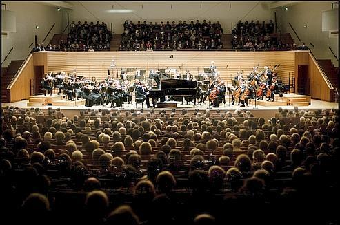 Lang Lang et le Concertgebouw