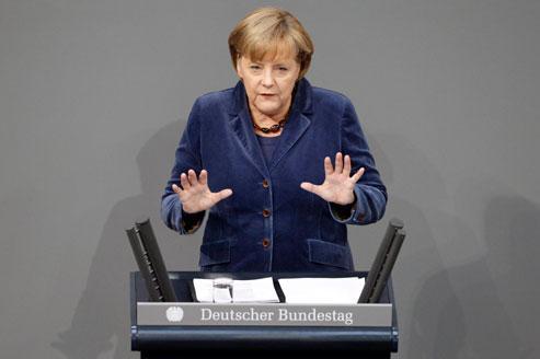 Crise de l'euro : Berlin n'apportera pas un centime de plus