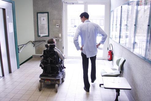 L'intégration des handicapés en entreprise progresse