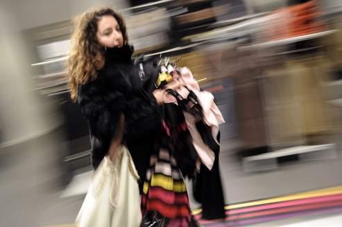 L'habillement tire les prix à la hausse en octobre