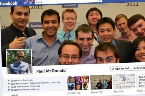 Facebook lance enfin sa nouvelle page profil