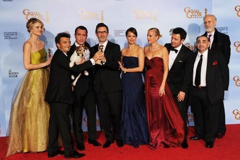 The Artist triomphe aux Golden Globes