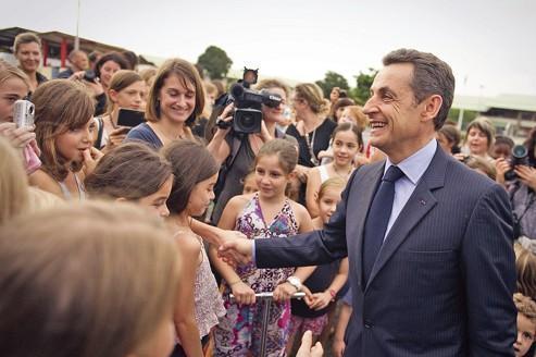 En Guyane, les leçons d'outre-mer de Nicolas Sarkozy