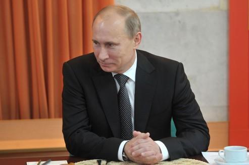Soupçons sur la présidentielle russe