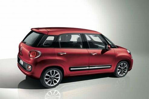 Fiat 500 L, la famille s'agrandit