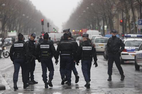 Premier concours national dans la gendarmerie